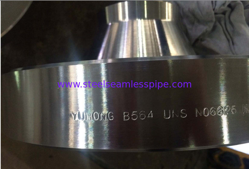 Inconel 625 Flange ASTM  B564 UNS N06625, NACE WN RTJ 5000LB API 6A  3-1/8'' 65.5MM WITH Inconel 625 Gasket API 6A RX35