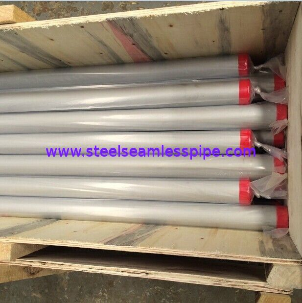 ASTM A269 Stainless Steel Seamless Pipe TP316L TP316Ti TP316H 38*3*6000mm