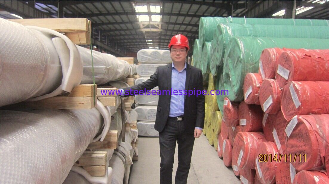"Stainless Steel Welded Pipe, ASTM A778 TP321 / 321H Annealed & Pickled 8"" sch 10s, sch20, sch40s, sch 80s"